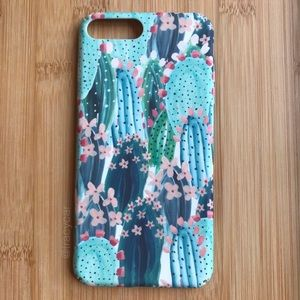 Accessories - NEW Iphone 7/8/7+/8+ Cactus Pattern Case